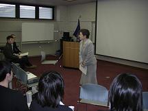 嘉田滋賀県知事が訪問